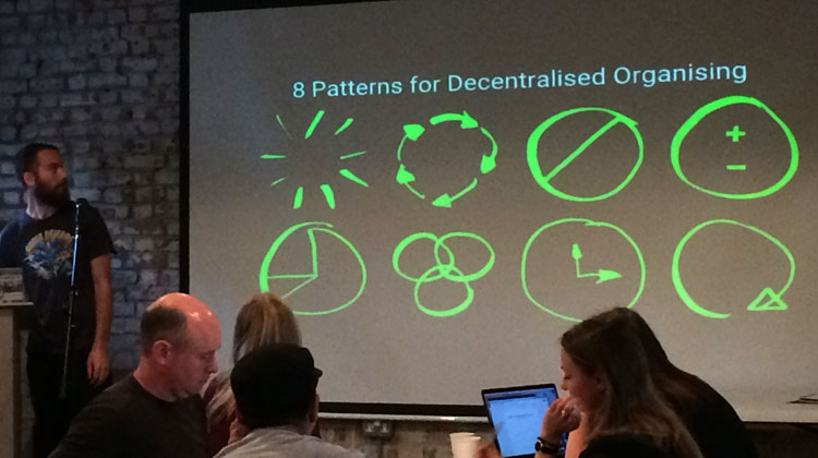 Belonging is a superpower – Patterns for decentralised organising